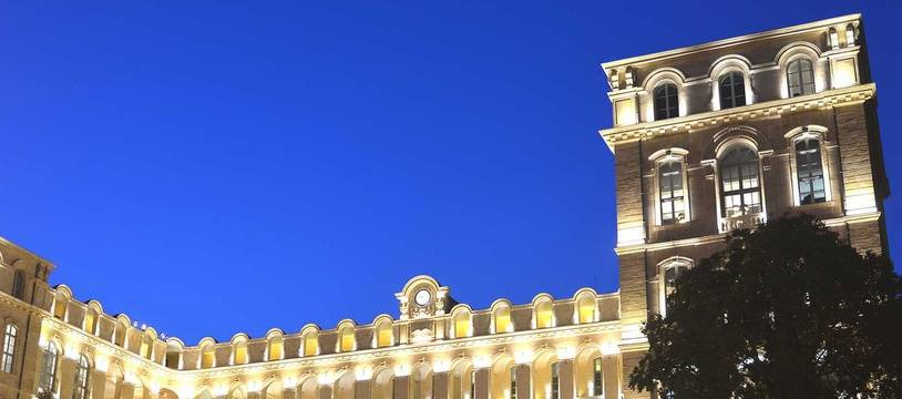 L'InterContinental - Hotel Dieu à Marseille