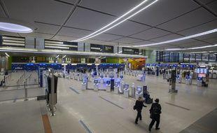 L'aéroport de Boston