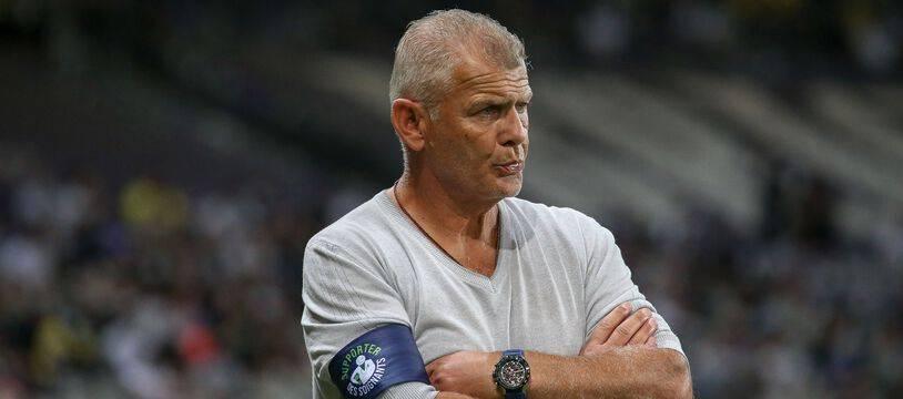 Le TFC vient de mettre fin au contrat de son coach, Patrice Granade.