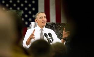 """Barack Obama a réaffirmé mercredi l'engagement des Etats-Unis à protéger le Japon, y compris grâce au """"parapluie nucléaire"""" américain, après l'essai nucléaire effectué par la Corée du Nord mardi, au cours d'un entretien téléphonique avec le Premier ministre japonais."""