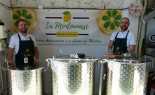 La Mentounasc est une bière au citron protégé de Menton.