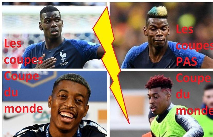 Coupe du monde 2018 Vraiment anodin? Dans leur com\u0027 ou leurs coupes, plus  rien ne dépasse chez les Bleus