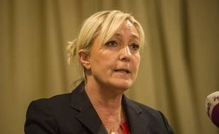 Marine Le Pen s'est rendue en Egypte pour une visite de quatre jours au Caire.