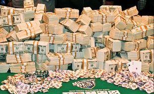 Le dernier vainqueur des World Series of Poker (WSOP), à Las Vegas, a remporté la jolie somme de 8,7 millions de dollars (6,5 millions d'euros)