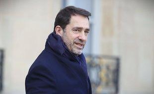 Christophe Castaner, ministre de l'Intérieur le 18 décembre 2019.