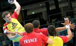 Les handballeurs français seront en stage dans la région avant les JO.