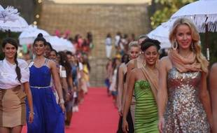 Des participantes au concours de Miss Monde, le 16 septembre 2013 à Bali (Indonésie).