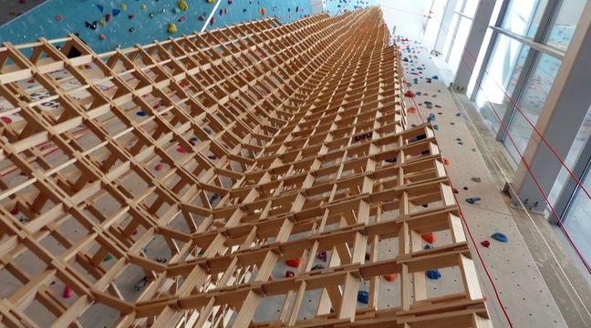 Lyon ils ont construit la plus haute tour du monde en for Ils ont construit
