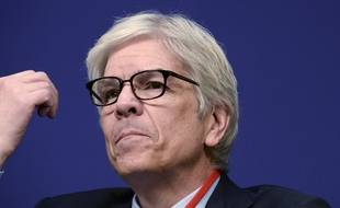 Paul Romer, le 31 janvier 2017 à Paris.