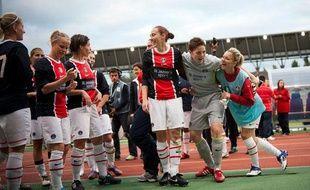 Les filles du PSG vont affronter les Lyonnaises dimanche 30 octobre à Créteil.
