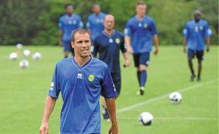 Etrange fin de carrière pour Cheyrou... passé par Bordeaux, Lille ou Liverpool et ex-international (3 sélections).