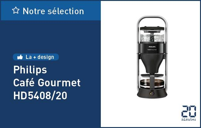 Philips Café Gourmet HD5408/20.