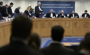La Cour européenne des droits de l'Homme de Strasbourg se prépare à examiner le dossier de Vincent Lambert, le 7 janvier 2015
