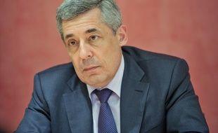 Le député UMP Henri Guaino, à l'Assemblée nationale, le 26 avril 2013.