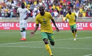 Les Bafana-Bafana ont gagné le match grâce à une erreur d'arbitrage
