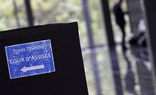 Le procès Troadec se tient à la cour d'assises de Loire-Atlantique