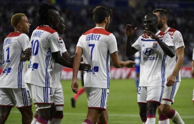 Ligue 1: L'OL a peiné... Mais l'OL a su accélérer... La victoire de Lyon sur Strasbourg à revivre en direct