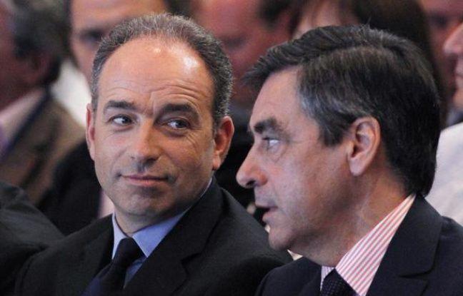 François Fillon et Jean-François Copé, le 26 mai 2012.