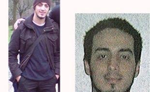 Najim Laachraoui, suspect clé des attentats de Paris et Bruxelles.