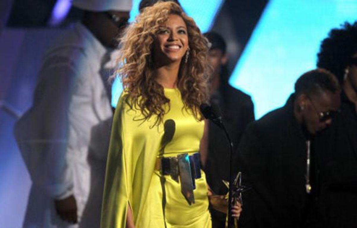 Beyoncé au BET Awards, le 1er juillet 2012, à Los Angeles. – Matt Sayles/AP/SIPA