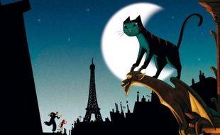 «Une Vie de chat», d'Alain Gagnol et Jean-Loup Felicioli.
