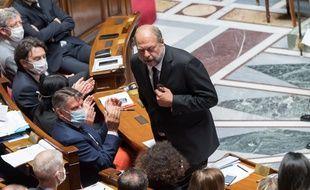 Le ministre de la Justice Eric Dupond-Moretti divise l'opinion publique.