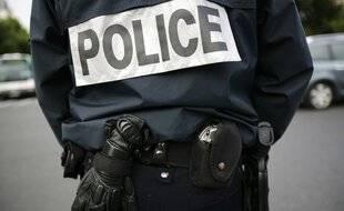 Saisie d'armes à Marseille (illustration)
