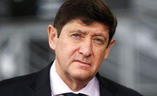 Le ministre des sports Patrick Kanner au Stade de France, le 17 novembre 2015.