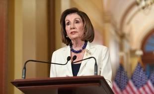 Nancy Pelosi, le 5 décembre 2019 à Washington.