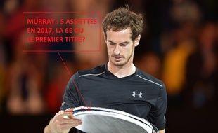 Andy Murray enchaîne les finales à Melbourne