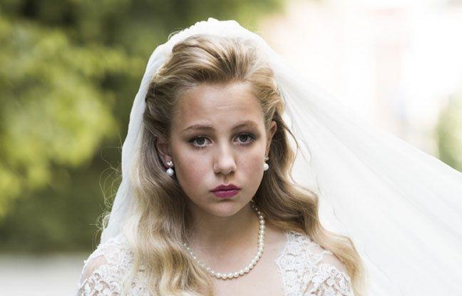 une norv gienne de 12 ans se marie avec un homme de 37 ans une campagne choc contre le mariage. Black Bedroom Furniture Sets. Home Design Ideas