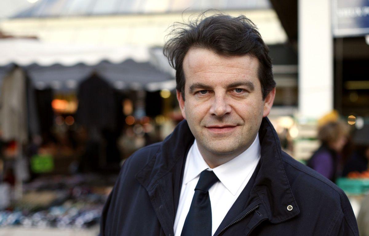 Thierry Solère – THOMAS SAMSON / AFP