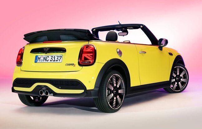 Mini Cabrio 2021