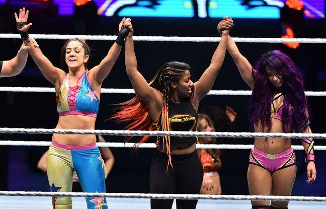 Des superstars de la WWE