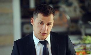 Boris Boillon le 17 février 2011 à Tunis.