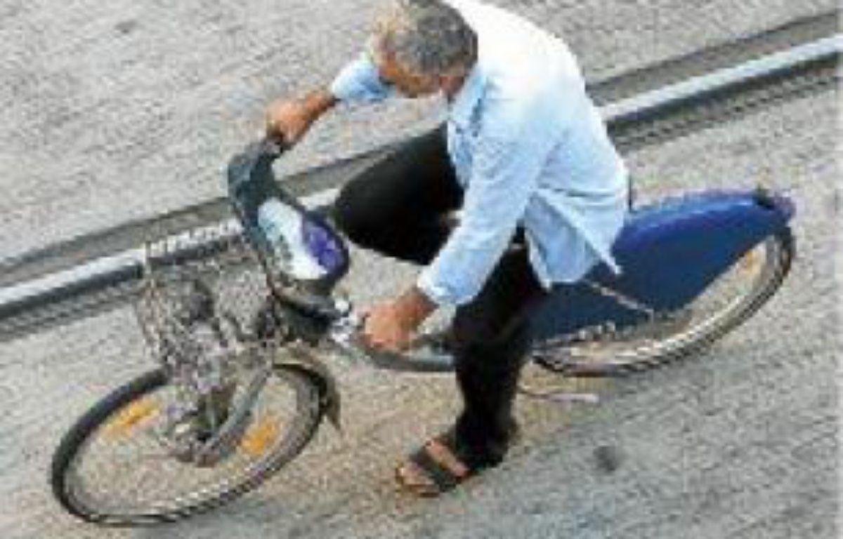 La ville compte mille vélos en libre service. –  p.magnien / 20 minutes