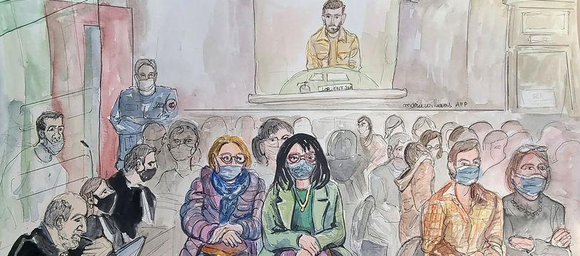 Le procès de Nordahl Lelandais se tient à Chambéry.