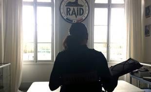 Tatiana, négociatrice au Raid