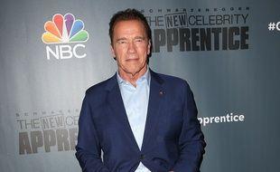 Arnold Schwarzenegger à Universal City en décembre dernier
