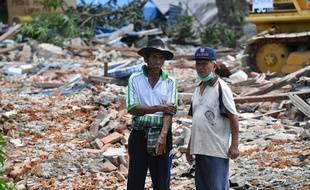 Un séisme de magnitude 6,9, le second de la journée, a frappé ce dimanche l'île indonésienne de Lombok.