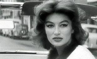 Anouk Aimée en 1961 dans Lola, premier film de Jacques Demy qui ressort en salle le 25juillet.