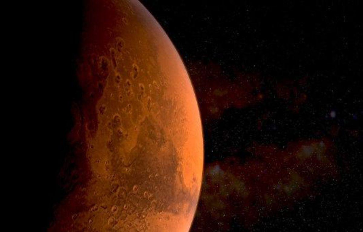 La planète Mars – NASA/JPL-CALTECH