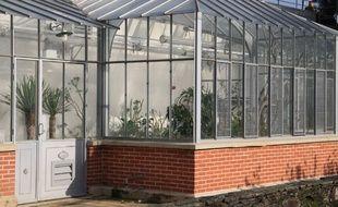 Nantes: Une nouvelle serre à visiter ce week-end au Jardin des plantes