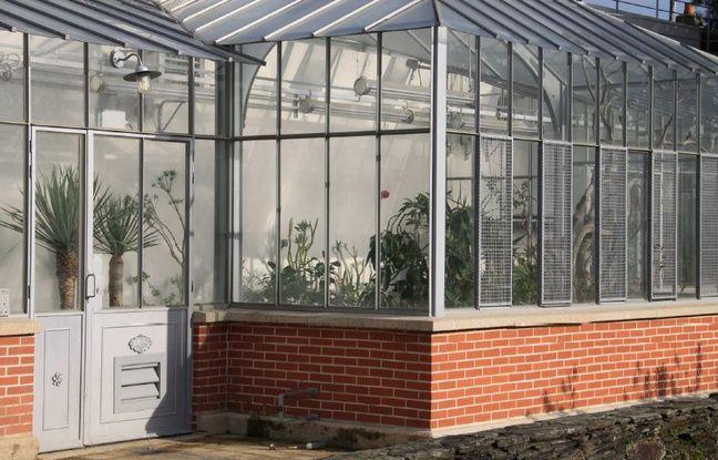 nantes une nouvelle serre visiter ce week end au jardin. Black Bedroom Furniture Sets. Home Design Ideas
