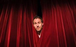 L'humoriste nantaise Daniel Camus se produit lors de la nuit du théâtre (archives)