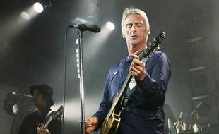 Le musicien Paul Weller