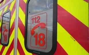 Les pompiers ont transporté deux blessés gravement touchés au CHU de Purpan. Illustration.