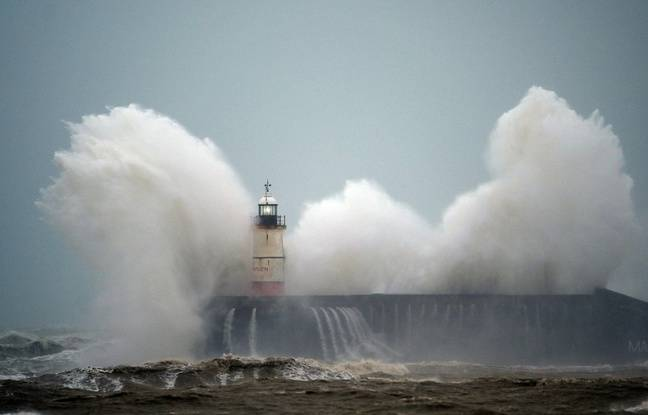 Ciara, Inès, Dennis... Les tempêtes se multiplient sur le nord-ouest de la France