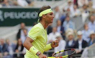 Rafael Nadal remporte une douzième victoire à Roland-Garros.