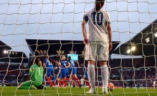Instantané du match France-Grèce disputé le 3 juin 2016, au Roazhon Park.